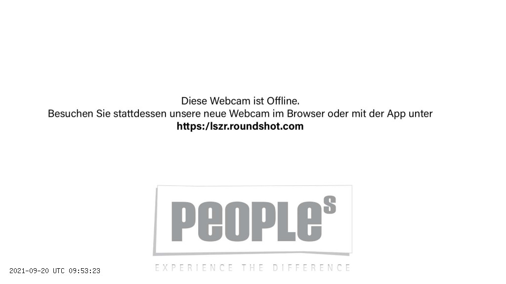 Webcam Flugplatz St.Gallen-Altenrhein